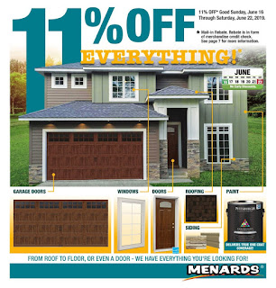 ⭐ Menards Ad 6/16/19 ✅ Menards Weekly Ad June 16 2019