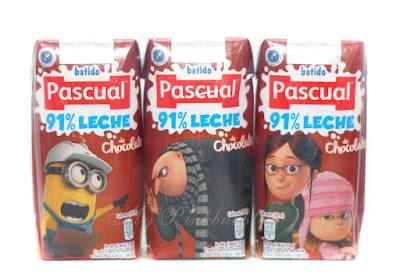 Batidos pascual chocolate
