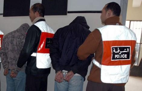 """توقيف 24 شخصا بالعاصمة العلمية متورطين في """"جرائم خطيرة"""""""