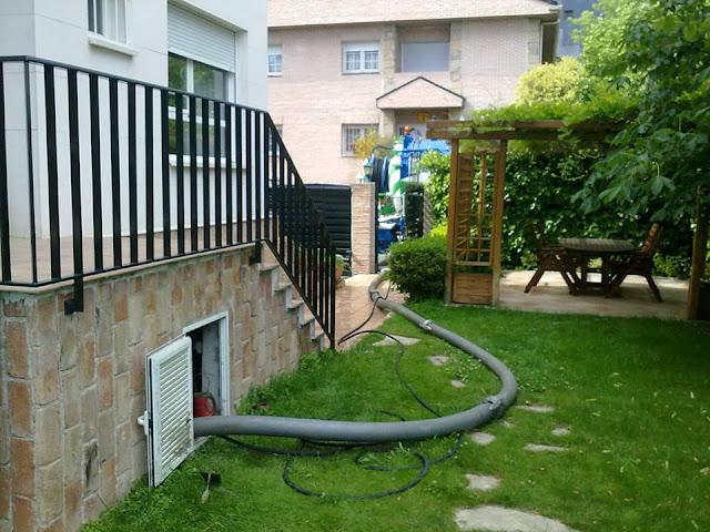 desatranco mantenimiento tuberías madrid