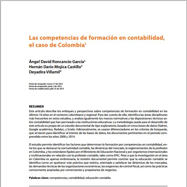 Coordinación de Articulación con la Educación Media y Poblaciones ...