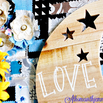 DIY Love You To The Moon and Back Canvas Art