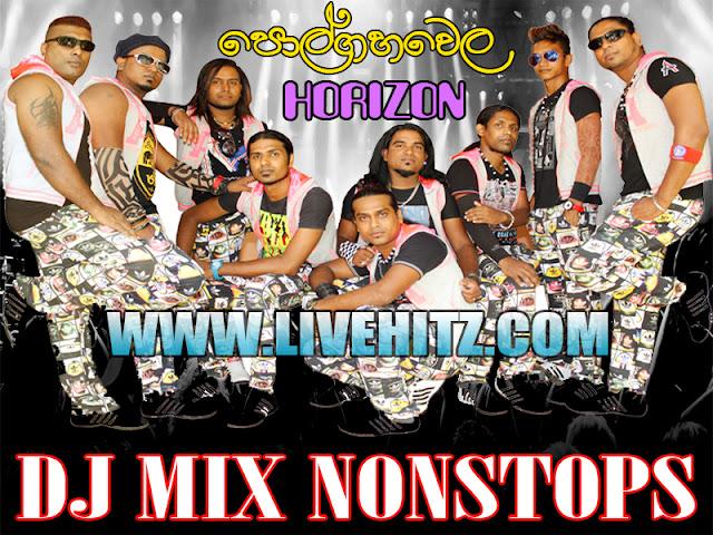 NEW DJ NONSTOP - POLGAHAWELA HORIZON