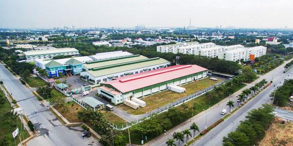 Quyết định thành lập cụm công nghiệp Chàng Sơn, Thạch Thất