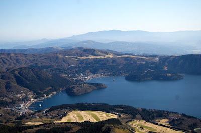 Lake Ashinoko Hakone Japan