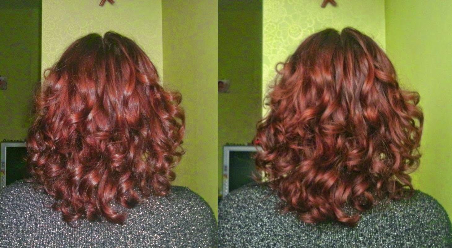 Włosy w grudniu 2014r.