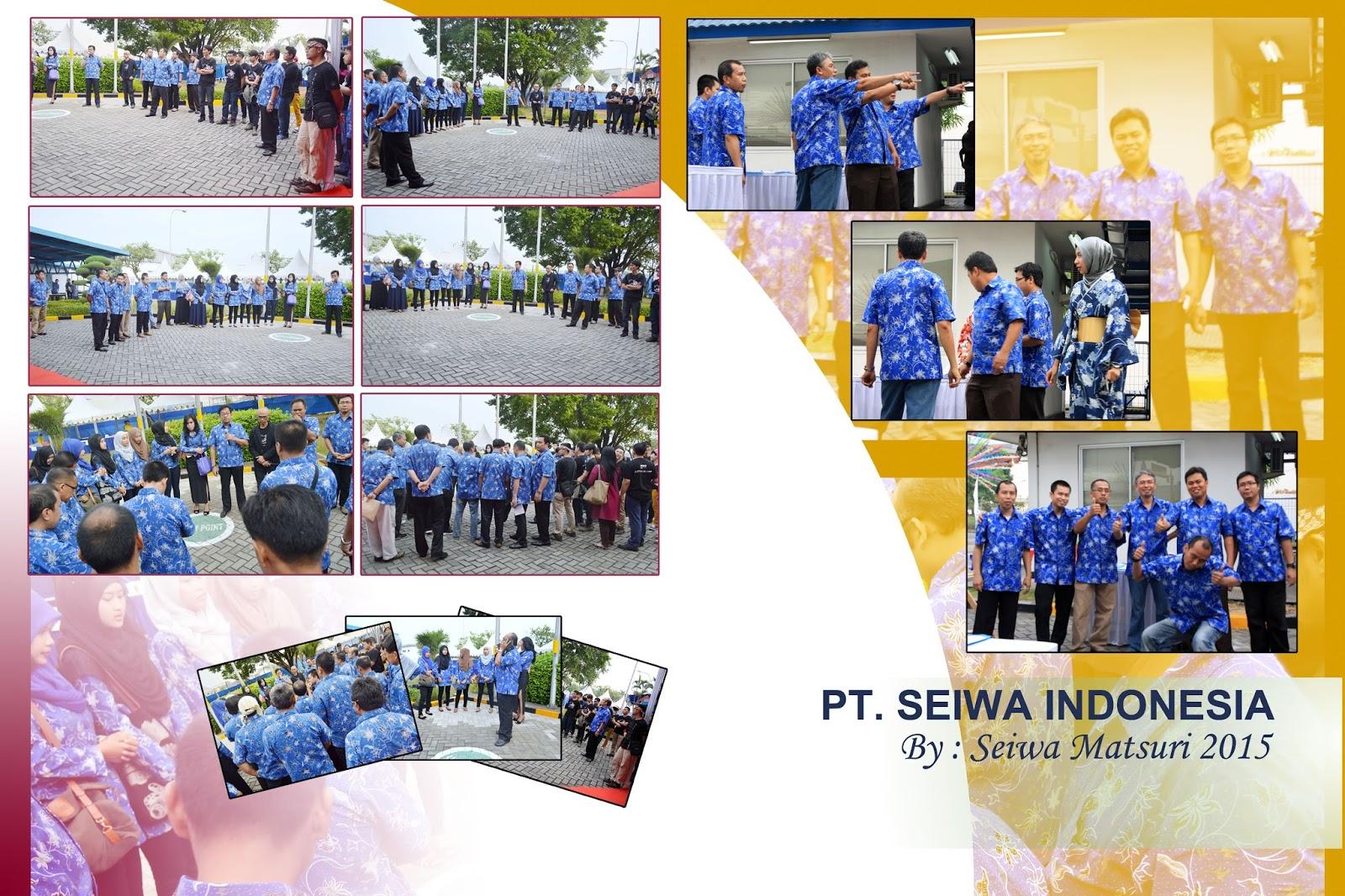 Info Loker SMA/K Kawasan MM2100 PT Seiwa Indonesia Bekasi