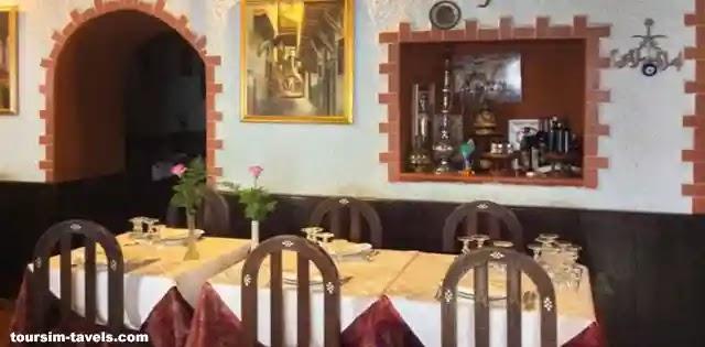 مطعم علاء الدين ( Aladino Restaurant )