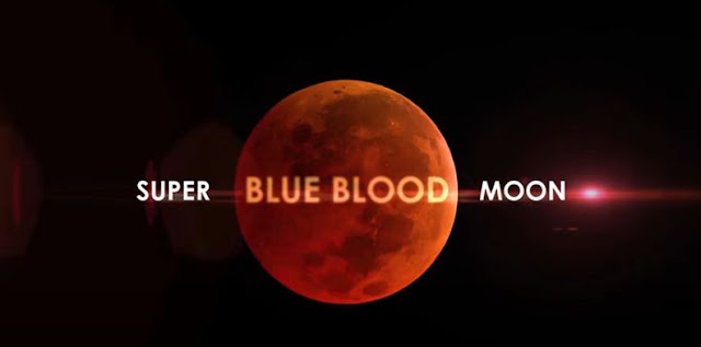 Super Blue Blood Moon and Lunar Eclipse jan,21 2018