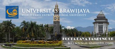 Daya Tampung Universitas Brawijaya Prodi IPA DAYA TAMPUNG SNMPTN UB 2018/2019