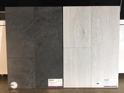 Pergo, Black Scivaro slate, Grey washed oak, Vinyylilankku
