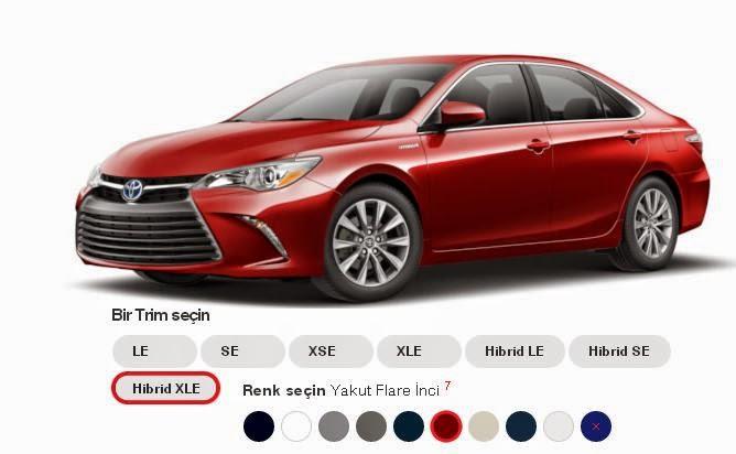Yeni Toyota Camry
