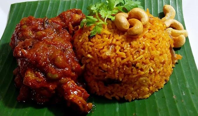 10 Resepi Nasi Yang Sangat Sedap (Part 1)