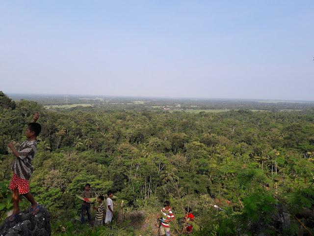 Wisata alam goa bancor, Kec.Buayan, Kebumen