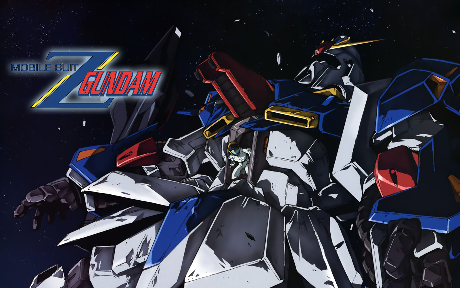 Cool Zeta Gundam Hd Remaster Wallpapers