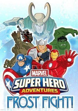Marvel Super Hero Adventures Frost Fight online latino 2015 - Acción, Ciencia Ficción