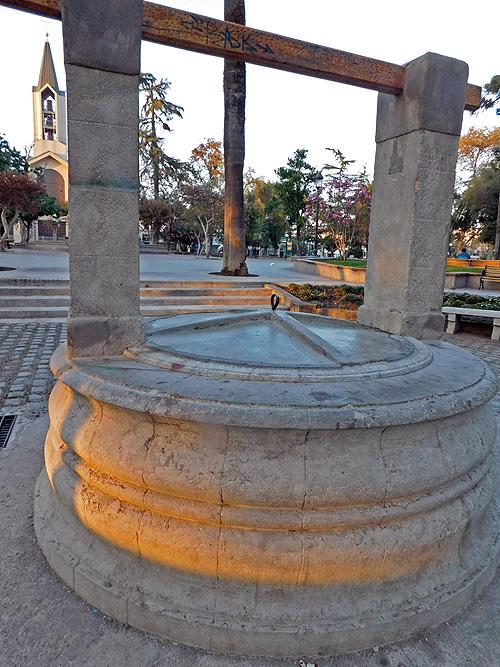 Urbatorivm la noria p blica de la plaza de armas de san for Lo espejo 03450 san bernardo
