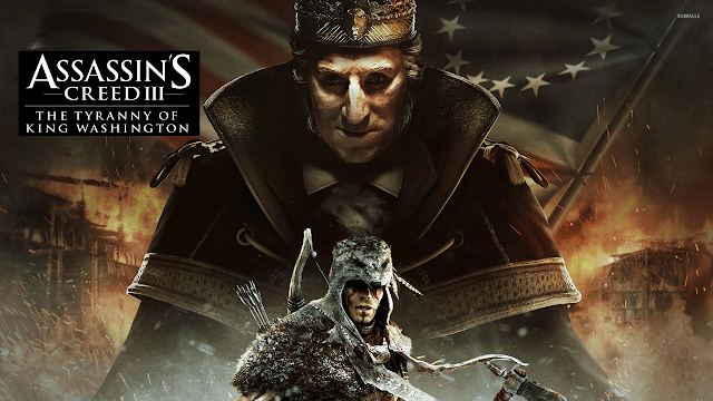 Link Tải Game Assassin's Creed III: The Tyranny Of King Washington Miễn Phí