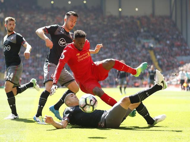 Liverpool Imbang Tanpa Gol Lawan Southampton