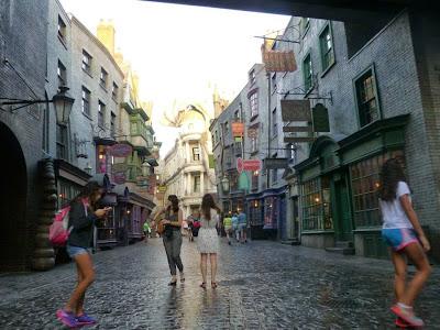 Diagon Alley Harry Potter Orlando