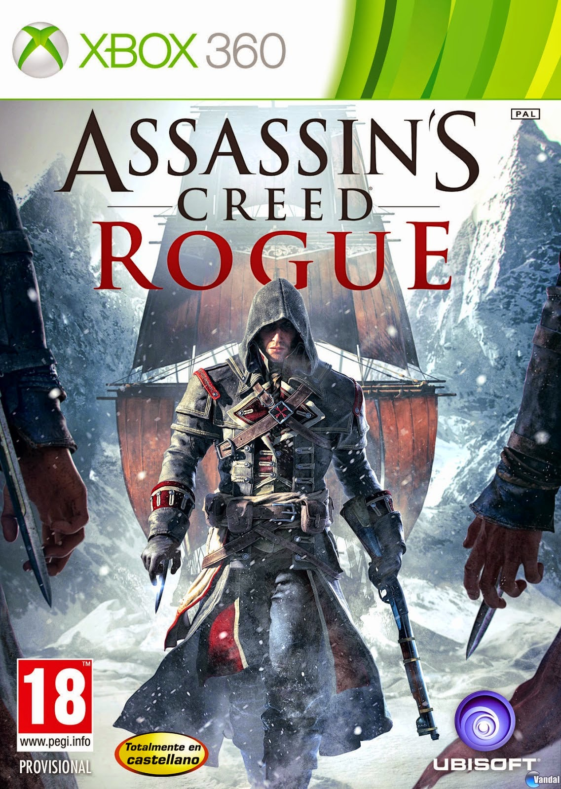 Assassin's Creed Rogue XBOX360 PS3 free download full version