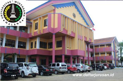 Daftar Fakultas dan Jurusan Universitas Widyagama Malang