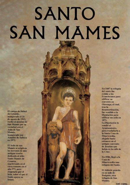 Αποτέλεσμα εικόνας για SANTO SAN MAMES