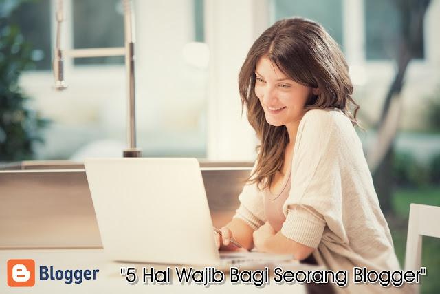 Foto Seorang Blogger Wajib Melakukan 5 Hal Ini!