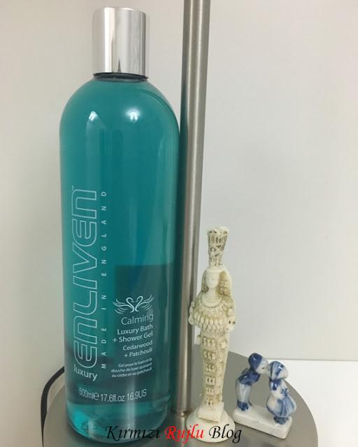Enliven Luxury Rahatlatıcı Duş Jeli