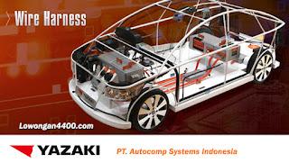 Lowongan Kerja PT. Autocomp Systems Indonesia (PASI) Cikarang