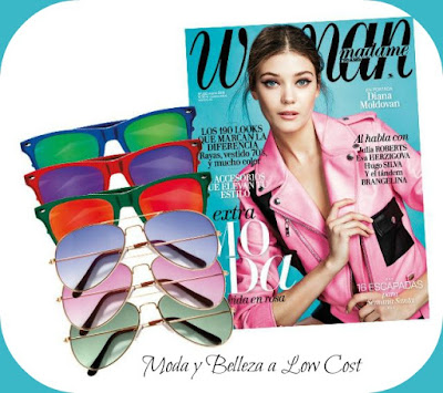 Gafas regalo revista Woman marzo 2016