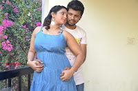 Khayyum, Gourav, Madhulagna Das, Athiya, Sekhar at Chandra Danger Love Story Press Meet  0036.jpg