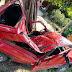 Acidente em Mata Roma deixa duas pessoas gravemente feridas