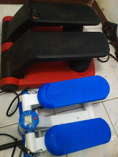 Air climber dan Mini stepper