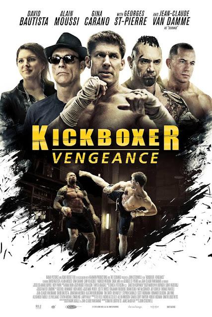 Kickboxer: Vengeance (2016) ταινιες online seires oipeirates greek subs