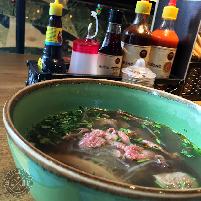 Annam noodle bar authentic vietnamese specialties and for Annam vietnamese cuisine