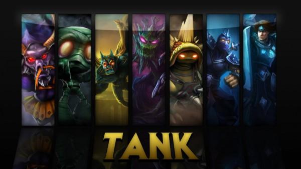 Bảng bổ trợ tank mùa 6 đỡ đòn tốt nhất