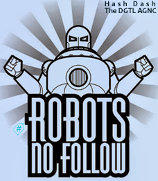 #Robots look for #follow // #nofollow instructions from #links via #hshdsh