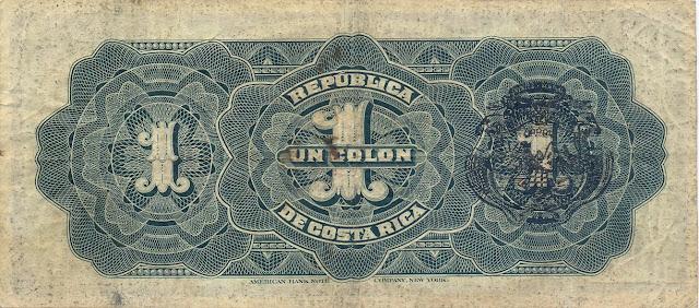 Costa Rica un Colon