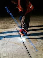 metode perbaikan beton bocor