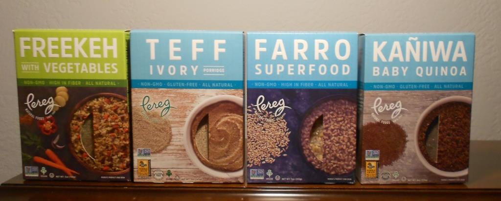 Pereg Natural Foods Ancient Grains Food