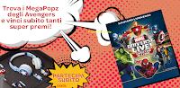 Logo Vinci gratis Kit supereroe Megapopz e non solo!