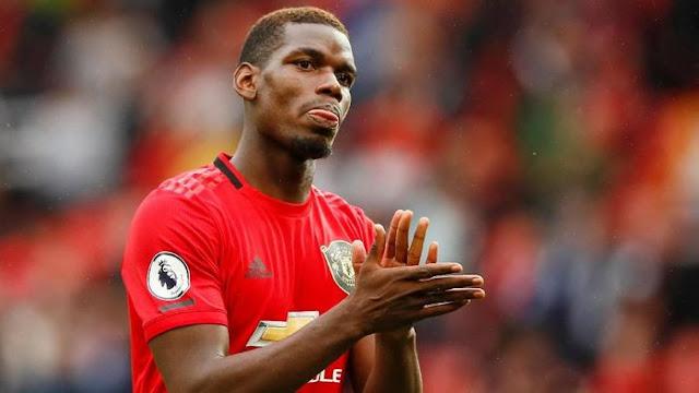 Rumor Transfer: Pogba Ogah Perbarui Kontraknya di Man United
