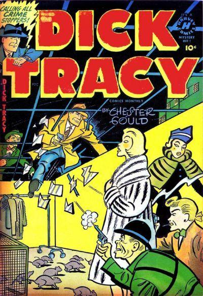Dick Tracy Book 112