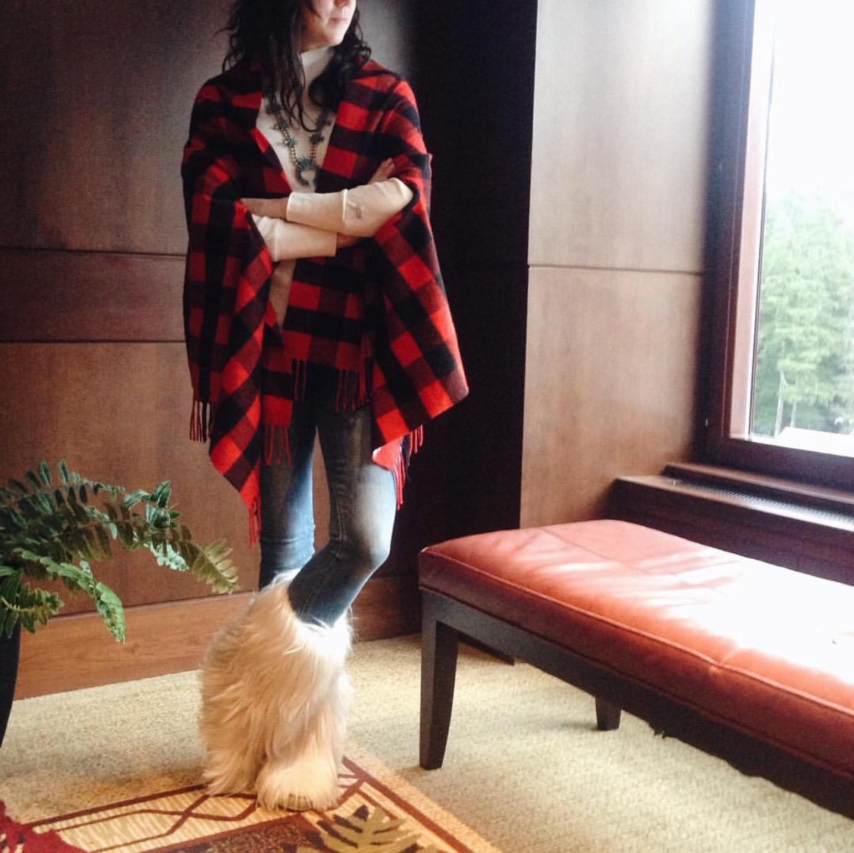 alaska blogger style fashion