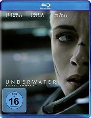 Underwater 2020 Eng 720p BRRip 700Mb ESub x264