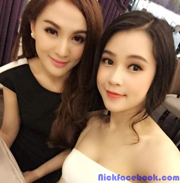 Nick facebook Hot girl diễn viên Sam