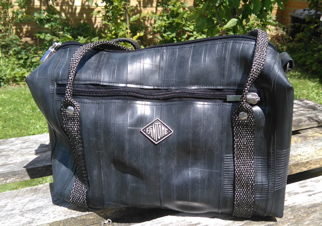 FANTOME, sac, maroquinerie, upcycling, recyclage, bullelodie