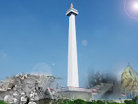 Monas, Obyek Wisata Jakarta Yang Menyimpan Harta Karun Nasional