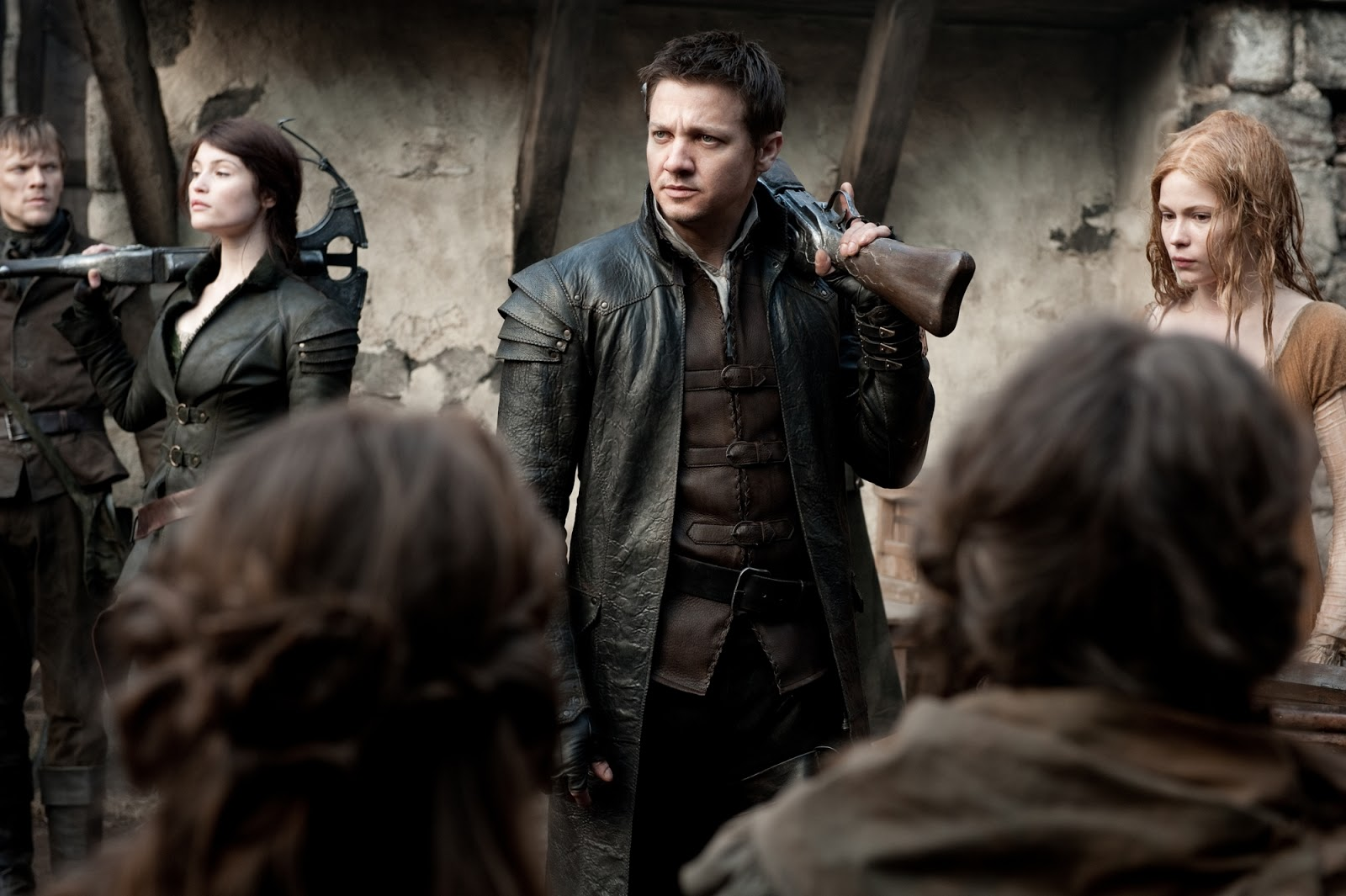 Hansel And Gretel Witch Hunters Witches